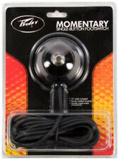 Peavey Single Button Momentary Guitar Amp Footswitch Pedal