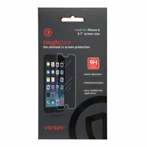 Ventev Toughglass Screen Protector for iPhone 8/7/6/6s - Clear