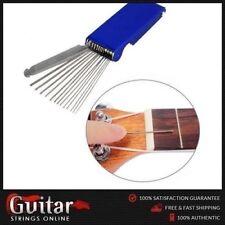Guitar Nut Bridge Pin Hole Files for Electric Acoustic Bass Ukulele Luthier Kit
