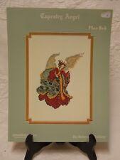 "Serendipity Designs Cross Stitch Leaflet Mar Bek Collection ""Tapestry Angel"""