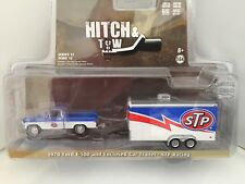 1:64 HITCH & Remolque SERIE 12 F 100 1970 & STP Carreras INCLUIDAS De Metal