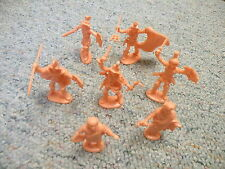 Atlantic 1/32 54mm Roman Gladiators and Christians -Gladiators set x7  Lot 2