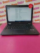 Laptop Dell Latitude E7250 500GB HDD Intel Core i7 5a Gen Schwarz Gebraucht