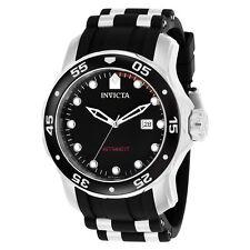 Invicta Men's 23626 Pro Diver Automatic Steel & Black Band Watch