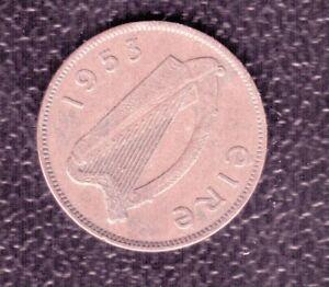 IRELAND  1/2 P 1953
