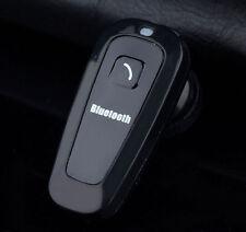 Neu iPhone Samsung LG HTC Drahtlos Schwarz Kopfhörer BH320 Headset Bluetooth