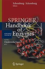 Springer Handbook of Enzymes Ser.: Class 1 Oxidoreductases : Ec 1 8 (2013,...