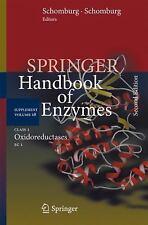 Springer Handbook of Enzymes Ser.: Class 1 Oxidoreductases : Ec 1 8 (2013,...