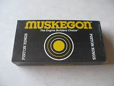 Muskegon Piston Ring set fit Toyota 22R Mazda B2600 (PS2382020)
