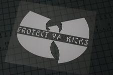 PROTECT YA KICKS Sticker Decal Vinyl Sneaker Heads Jordans Shoes Kicks Nike