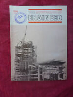 VINTAGE AUSTRALASIAN ENGINEER MAGAZINE - OCTOBER 1968
