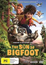 Son Of Bigfoot, The (DVD, 2017) (Region 4) Aussie Release