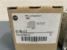 Allen Bradley Contactor Contactor 110/120V 100-C09D10  New In Box