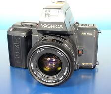 Yashica 230-af reflex SLR camera con 35-70mm/3.5-4.5 - (41432)