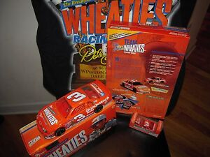Dale Earnhardt Wheaties collection