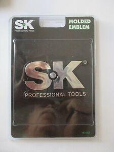 S-K Molded Emblem - NOS !