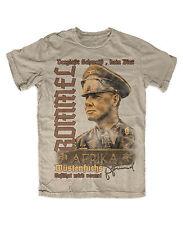 Erwin Rommel 4 premium Tshirt sand Deutsches Afrikakorps Wüstenfuchs Afrika WW2