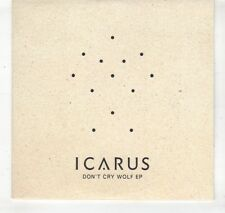 (HL375) Icarus, Don't Cry Wolf EP - 2015 DJ CD