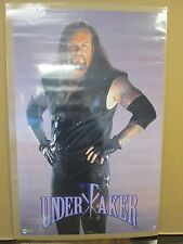 WWF The Undertaker  man cave car garage Vintage Poster 1998 11513