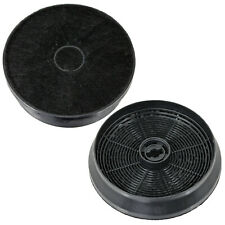 For HOTPOINT Cooker Hood Charcoal Filter 2 Round Carbon Extractor Vent Filters