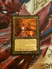 Gate to Phyrexia Signed Artist Proof MTG