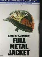 Full Metal Jacket DVD-1987  Standard Screen