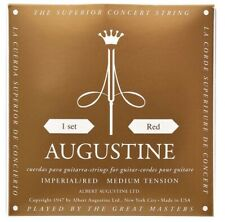 Augustine classic guitar strings imperial Red