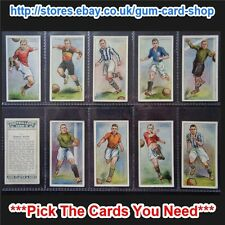 ☆ Player's - Footballers 1928-9 (G) ***Pick The Cards You Need***