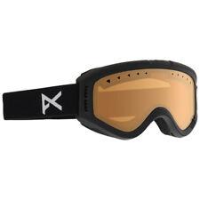 Anon Tracker Snowboard Brille Black - Amber
