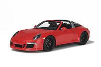 1:18 GT Spirit GT718 Porsche 911 991 Carrera Targa 4 GTS. Guards Red.