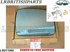 LAND ROVER EXTERIOR MIRROR CONVEX GLASS RANGE ROVER 10-12 RH OEM NEW LR011060