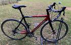 Cannondale Synapse Carbon Road Bike 105 Mavic Race wheels 53cm