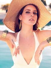 "49 Lana Del Rey - Singer Music Star Elizabeth Woolridge Grant 14""x19"" Poster"