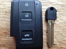 TOYOTA Avenis CROWN PRIUS con RAV 4 SMART 3 PULSANTE REMOTO caso chiave lama toy43