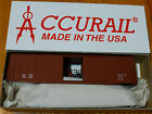 Accurail HO 5899 50' Welded PD Box DATA-OXIDE