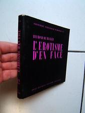 RAYMOND DE BECKER / L  EROTISME DU DIMANCHE   /  PAUVERT  /  1964