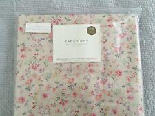 Zara Kids Tiny Floral Design Single Flat Sheet NEW