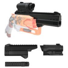 MaLiang 3D Print Handgun Barrel Rail Scope Kit for Nerf HammerShot Modify Toy