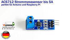 Stromsensor Modul ACS712 bis 5A ACS712 5A für Arduino Raspberry pi NEU