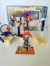 Playmobil 3969 - Master bath room with shower, sink and toilet (Klicky, OVP)