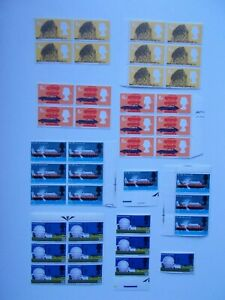 GB Wholesale Offer 1966 Technology SG (701-704) x 10 Sets U/M & FREE p&p