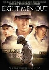 Eight Men out 20th Anniversary Edition Region 1 DVD