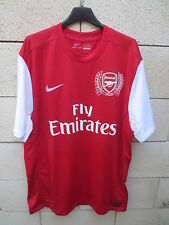 Maillot ARSENAL home NIKE Dri-Fit shirt 2012 football jersey rouge XL