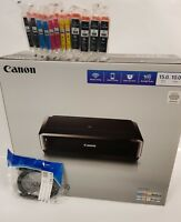 Neu CANON PIXMA IP7250 IP-7250 WLAN DUPLEX CD/DVD Drucker inkl. 12 XL Tinten