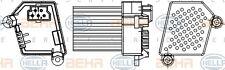 Hella Regulator, Heater Blower Fan - Behr Hella 5HL 351 311-521 for BMW
