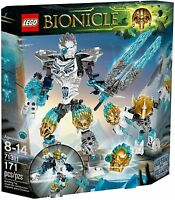 LEGO Bionicle 71311: Kopaka and Melum - Unity Set ✴ Brand new and still sealed ✴
