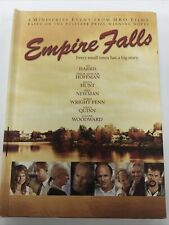 New listing Empire Falls (DVD, 2005, 2-Disc Set) HBO Films, *Book Style Jewel Case