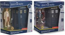 BBC The 2nd Doctor and Tardis From War Games