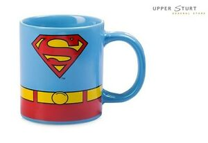 Superman Coffee Mug Costume
