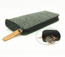 Pouch Bags For Sunglasses Portable Eye-wear Case Eyeglass Durable Zipper Handbag